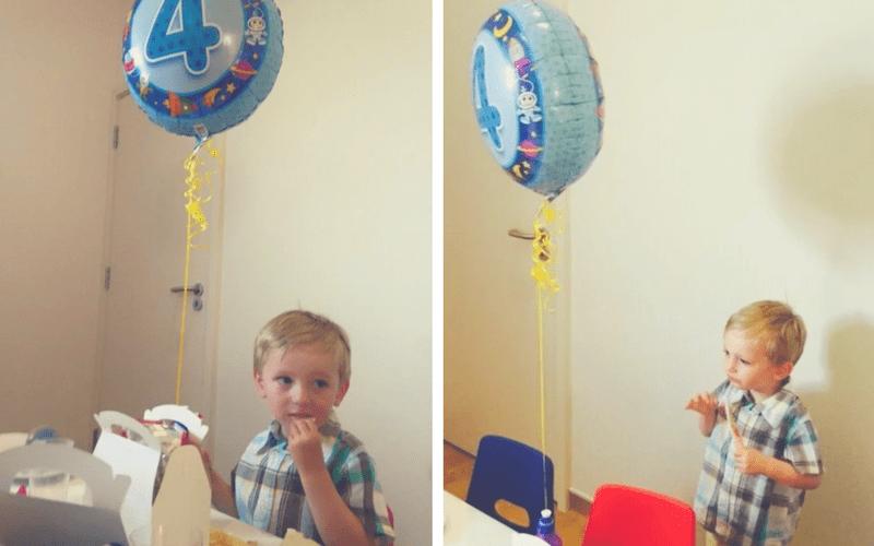 Why birthday parties aren't always fun